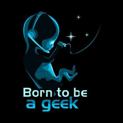 Baby geek
