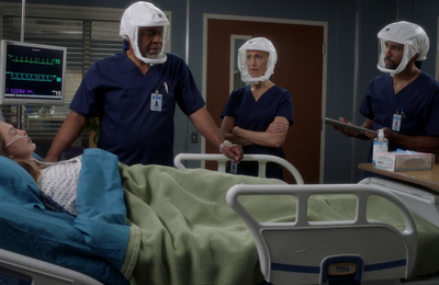 Critiques Séries : Grey's Anatomy. Saison 17. Episode 13.