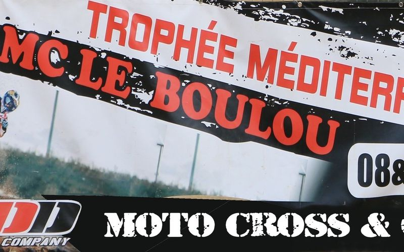 LE BOULOU, MOTO CROSS ( journée 2)