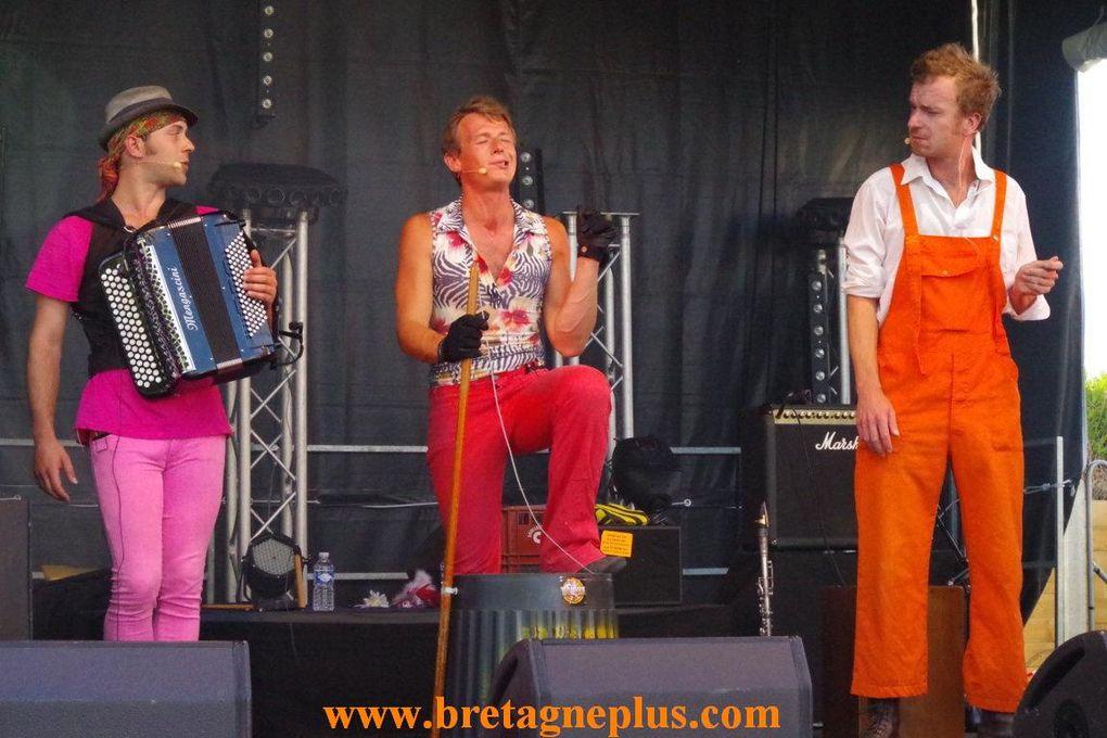 Pendant 2 jours, les 30 et 31 août, se déroule à Bréal-sous-montfort, la 4ème édition du Festival du Roi Arthur