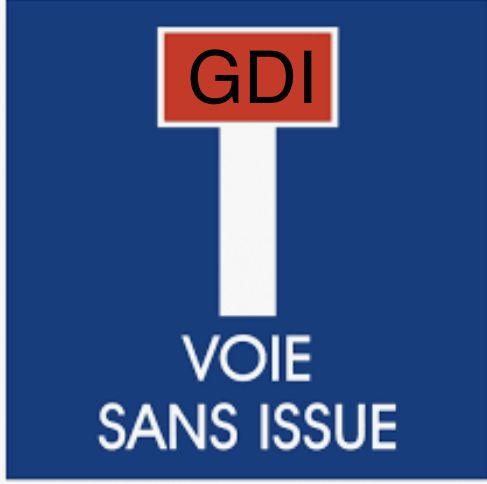 RATP GDI voie «les chefs donnent de la voix»