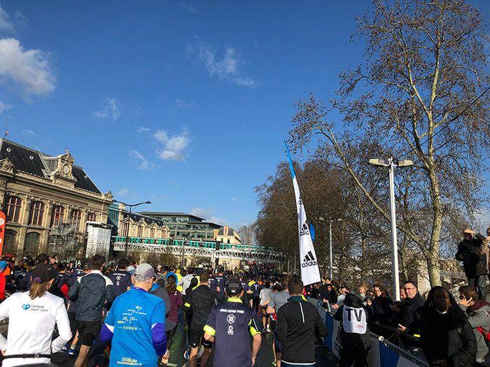 Semi-marathon de Paris 2019 (résultats)