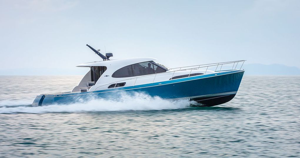 Tous les nominés du European Powerboat of the Year 2020