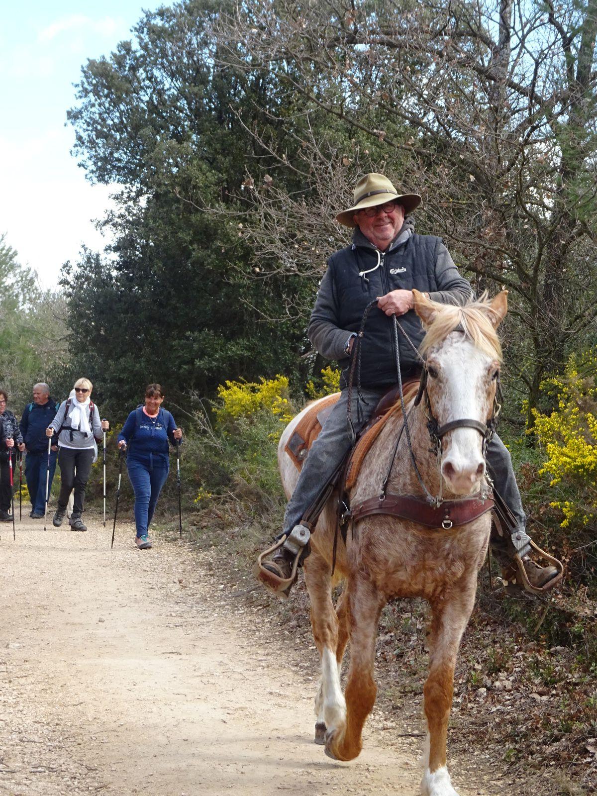 2021-03-18 Le Tour du Bois à Bouc Bel Air