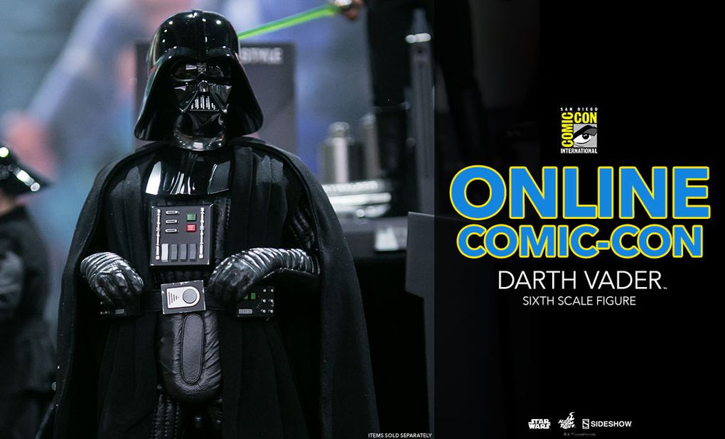 SDCC2017 : Sideshow , Hot Toys , Gentle Giants
