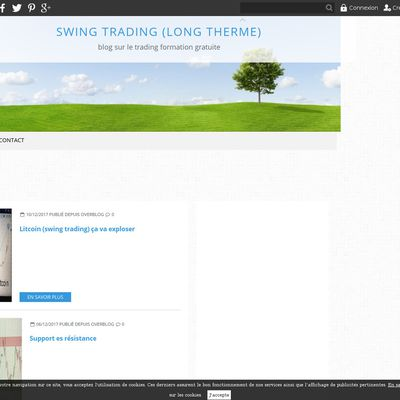swing trading (long therme)