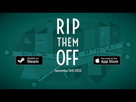 [ACTUALITE] Rip Them Off - Le jeu de puzzle management/tower defense sur Steam et iOS le 24 septembre