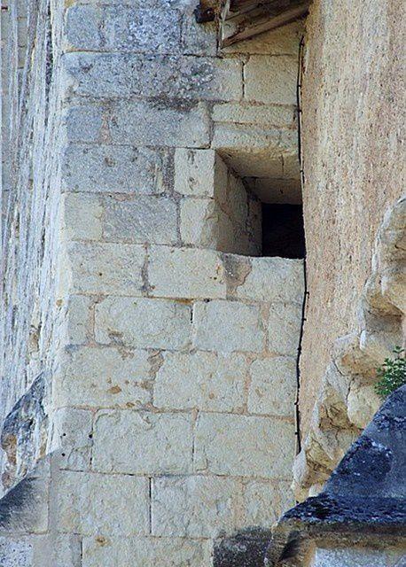 Diaporama église fortifiée d'Agonac