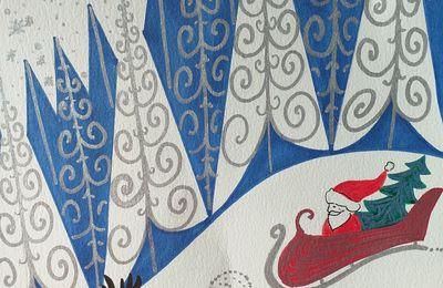 FRIDA-ARTEMISIA • petite composition de Noël