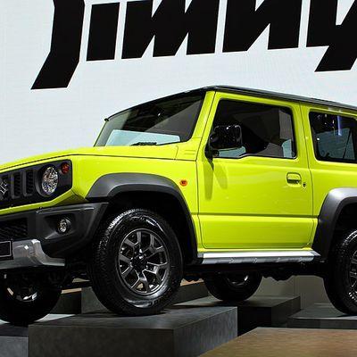 Der neue Suzuki Jimny - jetzt für die Zukunft schützen...