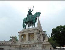 Saint-Etienne, premier roi de Hongrie