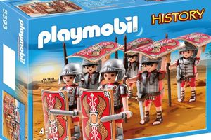 Playmobil History Bataillon romain
