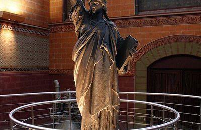 Une deuxième Statue de la liberté envoyée par la France