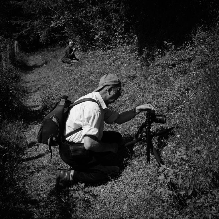 Marc Les photographes en action