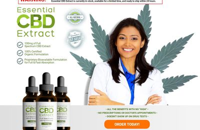 Revolutionize Your  Essential CBD Mexico With These Easy-peasy Tips