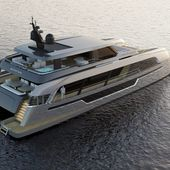 Avec le 120 Sunreef Power, Sunreef Yachts inaugure un nouveau concept de superyacht - ActuNautique.com