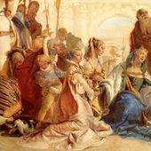 Tiepolo - La famille de Darius et Alexandre - LANKAART