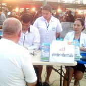 Vu au marché (15) - Noy et Gilbert en Thaïlande