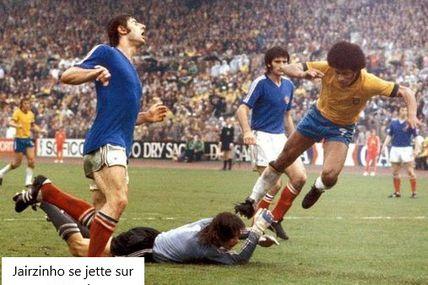 Coupe du Monde 1974 en Allemagne de l'ouest, Groupe 2: Brésil - Yougoslavie