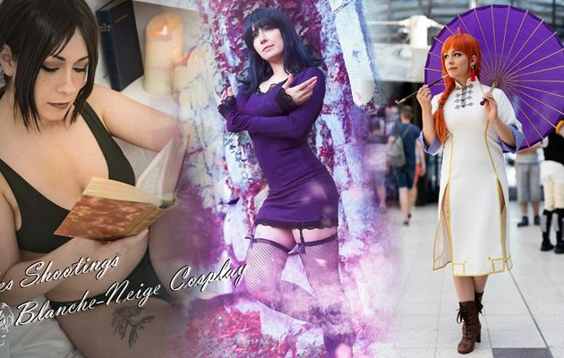 Blanche-Neige Cosplay rejoint le blog !