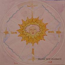 Mandala : chaque jour est un présent