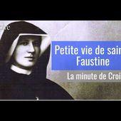 Petite vie de sainte Faustine