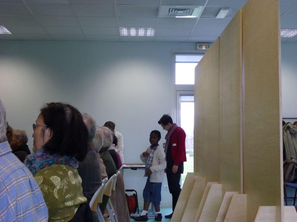 La fête de la famille ignacienne à Toulouse, 03 décembre 2011, à l'Ecole d'Ingénieurs de Purpan (EI Purpan)