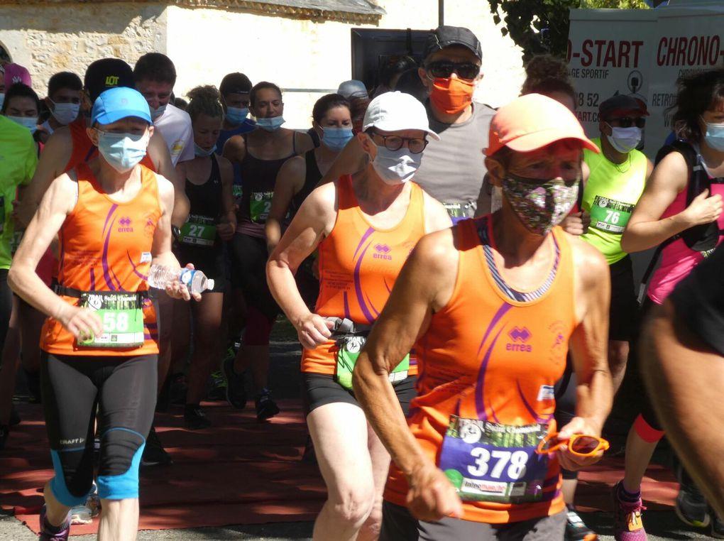 Fabien Delpy et Aurore Fénié remportent le 22 km