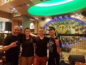 Hard Rock Café Copenhague (HRC European Tour)
