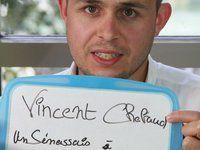 Vincent cherche de l'aide pour aller à Lourdes