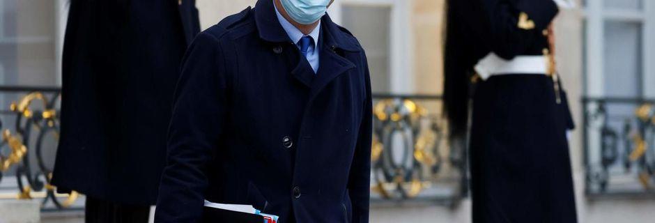 Report du bac, jauge dans les lycées, vacances d'hiver... Jean-Michel Blanquer fait le point