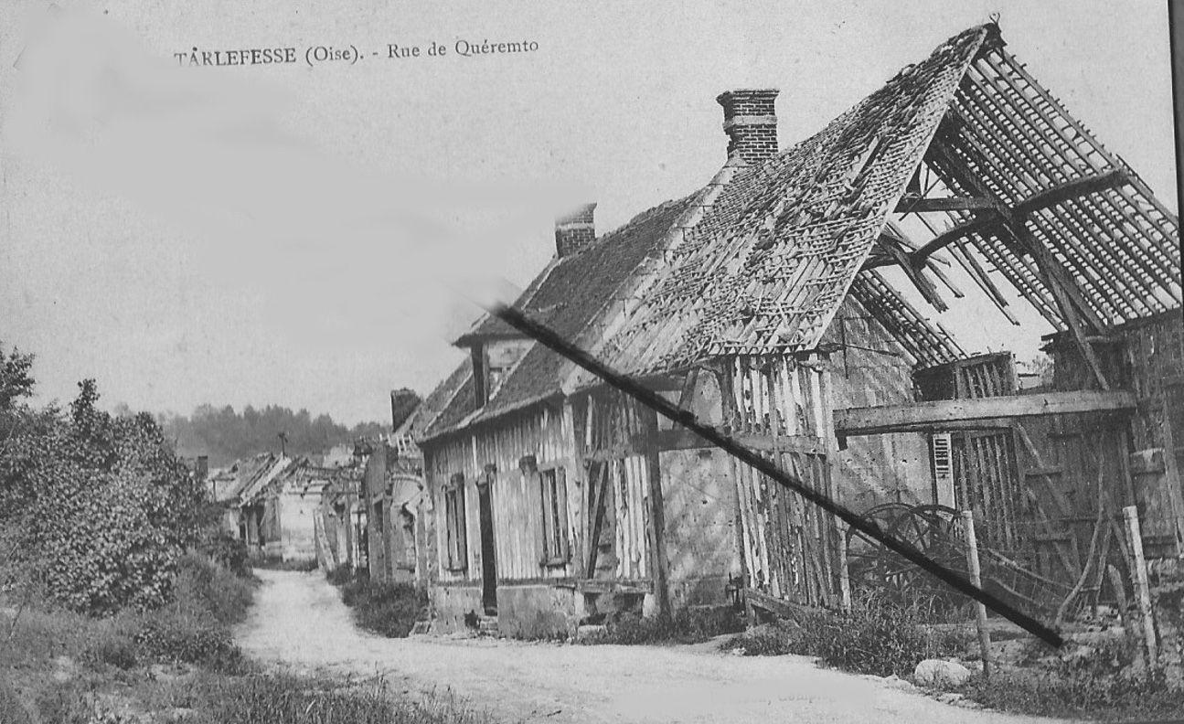 Album - le Hameau de Tarlefesse, notre village (01) et la guerre