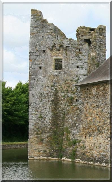 Diaporama château de Gratot