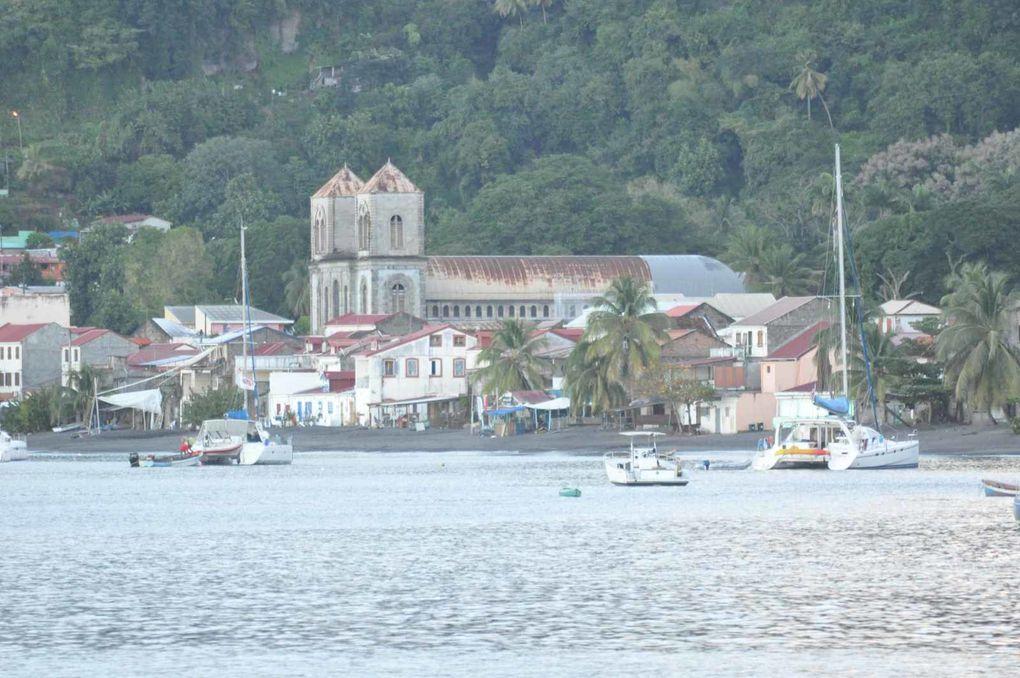 St Pierre - Tao - Côte sud ouest Dominique