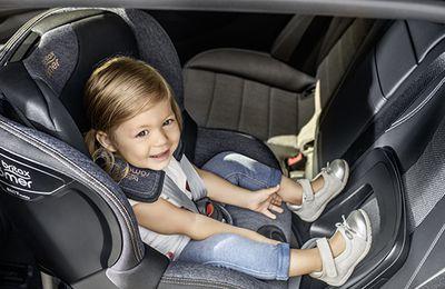 Siège auto Pivotant Britax DUALFIX i-Size, Dualfix M i-size et Swingfix !
