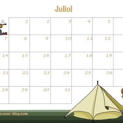 Juliol