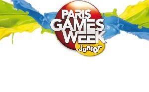 Paris Games Week Junior et Foire D'Automne {invitations gratuites à imprimer}