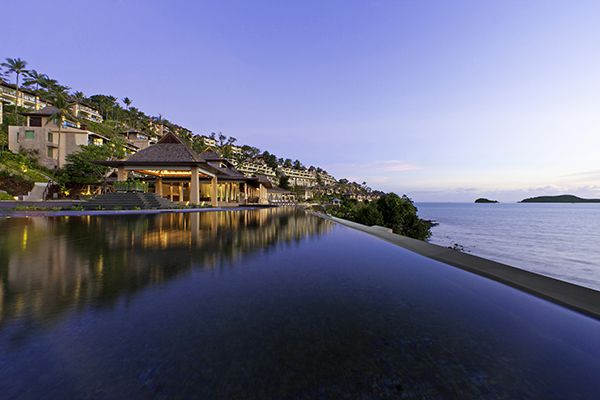 Westin Siray Bay Resort & Spa, Phuket bernieshoot