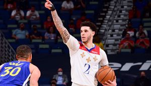 Lonzo Ball et les Pelicans viennent à bout de Stephen Curry et les Warriors