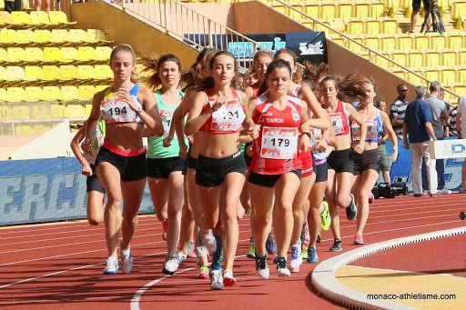 1000 metres series 17 a 42