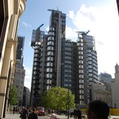 Richard Rogers - la LLoyds Building Londres - LANKAART