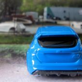 16 FORD FOCUS RS 2016 HOT WHEELS 1/64 - car-collector.net