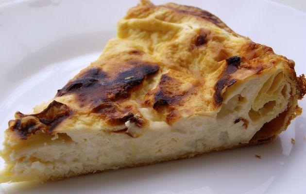 Quiche au fromage