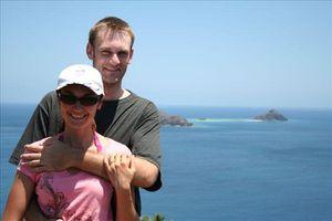 Julien et Elodie en Vacances à Mayotte...