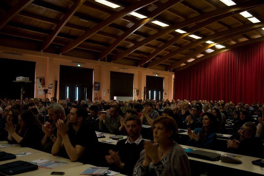 Diaporama du 60em congrès de l'Union départementale CGT Allier