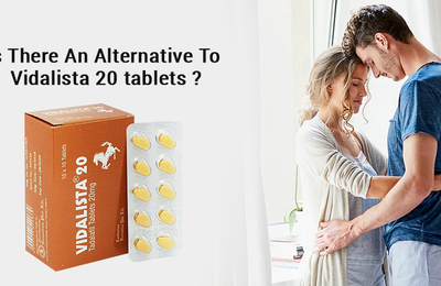 Is there an alternative to Vidalista 20 tablets?