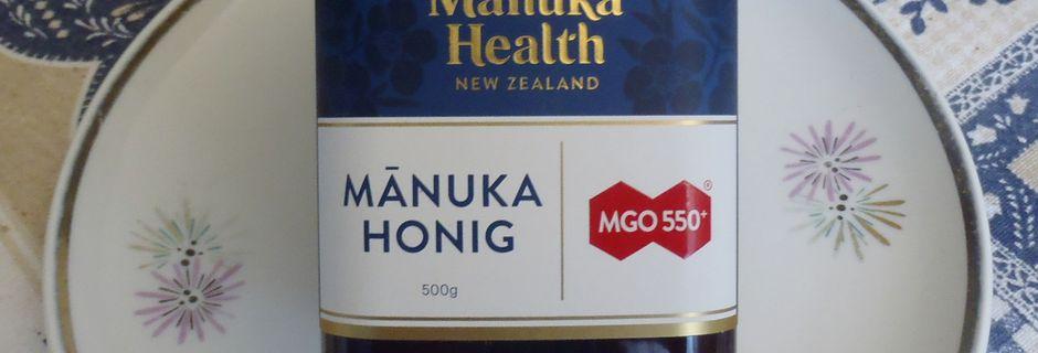 Manuka-Honig aus Neuseeland