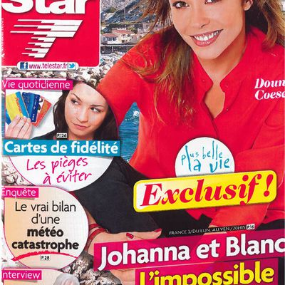 COUVERTURE TELE STAR N°1914 @STEPH / VISUAL