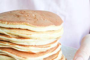 Pancakes américains bien fluffy