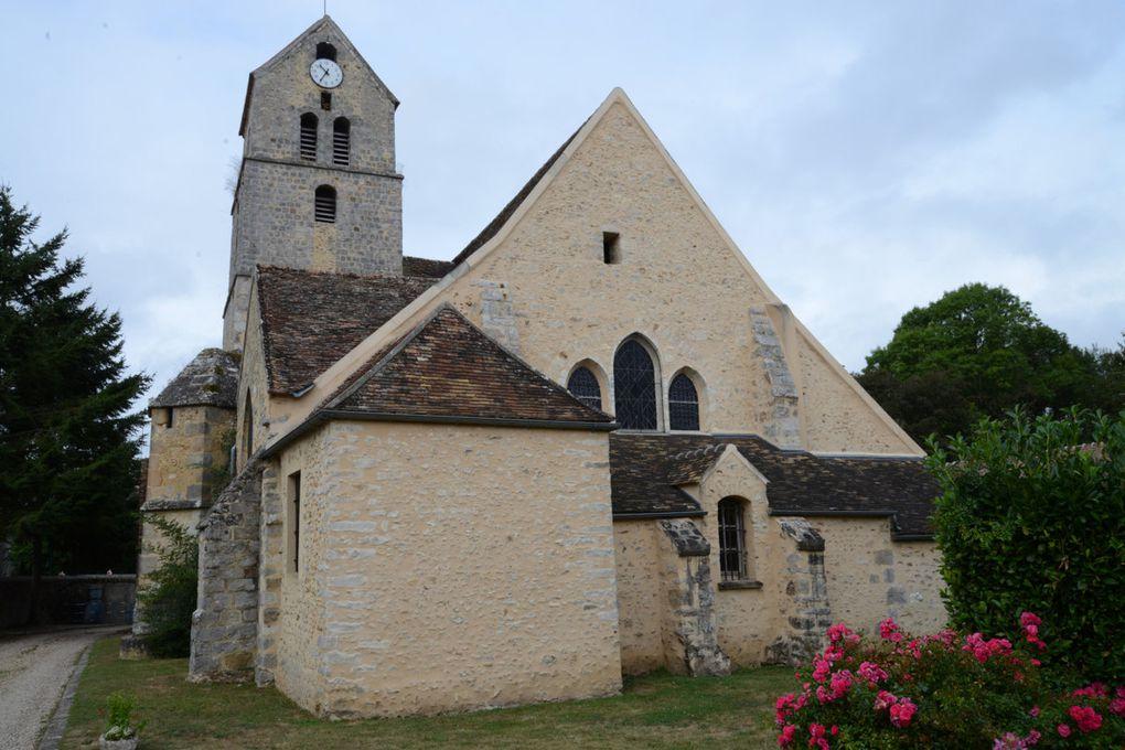 Randonnée autour de Saint-Chéron et paëlla géante du dimanche 11 septembre 2016